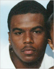 Sean Bell, who was killed by the NYPD the night before his wedding.